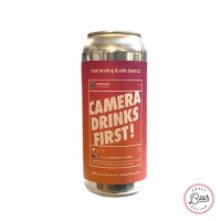 Camera Drinks First - 16oz Can