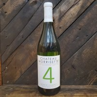 4 White Grapes - 750ml