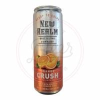 Orange Crush - 12oz Can