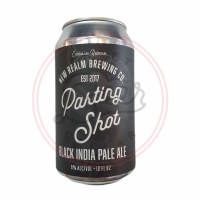 Parting Shot - 12oz Can