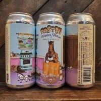 Pastry Porter Horse - 16oz Can