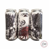 Torn Apart By Trees - 16oz Can