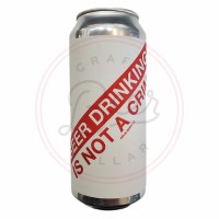 Not A Crime - 16oz Can