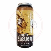 Up To Eleven - 16oz Can