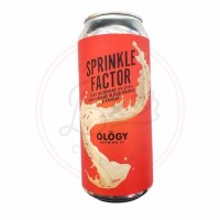 Sprinkle Factor - 16oz Can