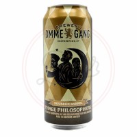 Ba Three Philosophers - 16oz