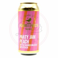 Party Jam Peach - 16oz Can