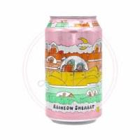 Rainbow Sherbet - 12oz Can