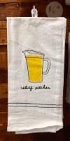 Relief Pitcher Bar Towel