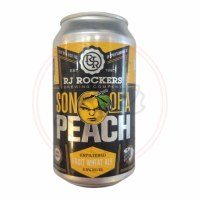 Son Of A Peach - 12oz Can