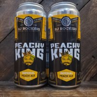 Peachy King - 16oz Can