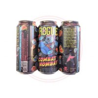 Combat Wombat - 16oz Can
