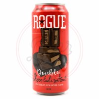 Double Chocolate - 16oz Can