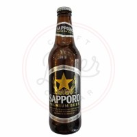 Sapporo Premium - 12oz