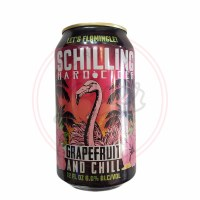 Grapefruit & Chill - 12oz Can