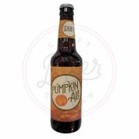 Pumpkin Ale - 12oz