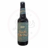 Vanilla Milk Stout - 12oz