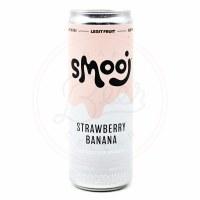 Strawberry Banana - 12oz Can