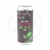 Raspberry Lime Rickey - 16oz