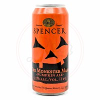 The Monkster Mash - 16oz Can