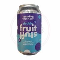 Double Fruit Stuff - 12oz Can