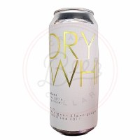 Dry White - 16oz Can