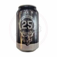 25th Anniversary - 12oz Can