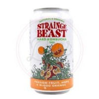Strainge Beast Passsionfruit