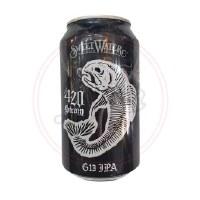 420 Strain G13 Ipa - 12oz Can
