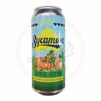 Juice Jitsu - 16oz Can
