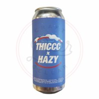 Thiccc X Hazy - 16oz Can