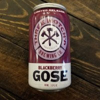 Blackberry Gose - 12oz Can
