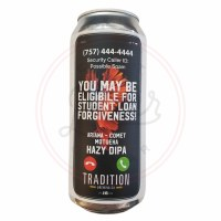 You May Be Eligible - 16oz Can