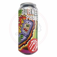 Burner Phone - 16oz Can