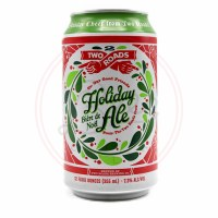 Holiday Ale - 12oz Can