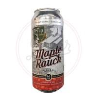 Maple Rauch - 16oz Can