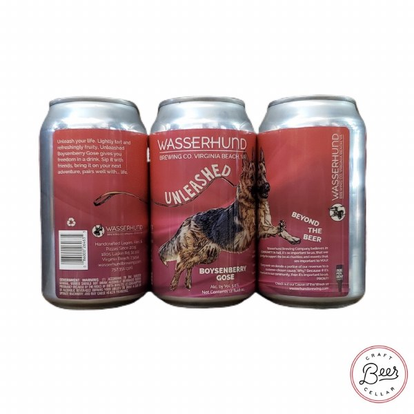 Unleashed - 12oz Can