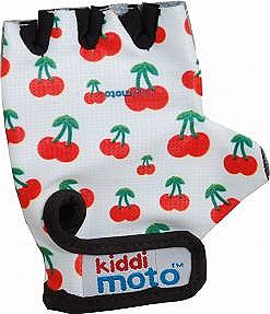 Kiddimoto Gloves Cherry