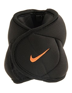 Nike 5-lb Ankle Weights Black