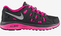 Nike Dual Fusion Run GS Black/ Pink
