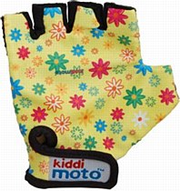 Kiddimoto Flower Gloves