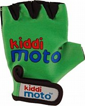 Kiddimoto Green Gloves