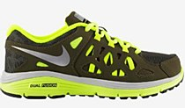 Nike Dual Fusion Run 2 GS Green/ Yellow