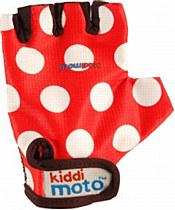 Kiddimoto Red Dotty