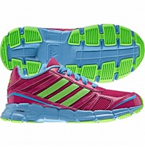 Adidas Adifast Junior Pin/ Blue/ Green