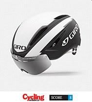 Giro Air Attack Shield Black White