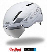 Giro Air Attack Shield White/ Silver