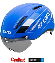 Giro Air Attack Shield 59-63cm Blue/ White