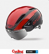 Giro Air Attack Shield Red Black