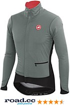 Castelli Alpha Jacket Laurel/ Black